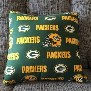 Other - 'Green Bay Packers' Accent Pillow